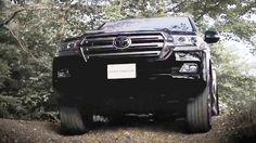 2017 Toyota Land Cruiser Off Road
