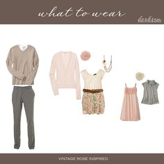 :: Photography - what to wear for spring family portraits Family Photo Outfits, Family Photo Sessions, Family Portraits, Family Photos, Senior Portraits, Renz, Clothing Photography, Photography Ideas, Photography Outfits