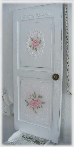 Shabby Chic Door