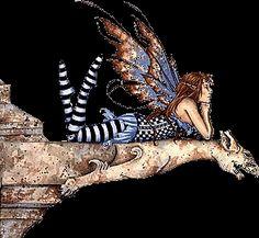 Alas de Fantasía: Pensamientos de las hadas