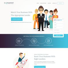 Freelance Work Projects Invoice Factoring website, winner will get to work 1 to 1 on further projects for this site. by Obizzy