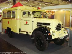 smh barkas | Robur Garant 30 K 4x4 KTW - Krankentransportwagen - Fotoarchiv-kunkel ...