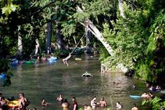 Krause Springs, Texas - America's Best Swimming Holes Slideshow at Frommer's