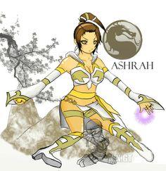 Ashrah (Vs Mode)