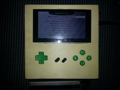 Raspberry Pi Coffee Table Arcade Note Make Your And