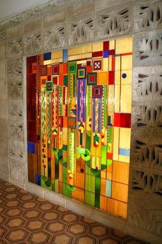 Biltmore Hotel, Phoenix, Arizona. 1929. Frank Lloyd Wright. (Schematic Design Architect). Albert Chase McArthur lead Architect.