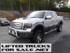 2013 Ford F-150 Tuscany FTX 4x4 Crew Cab Lifted Truck