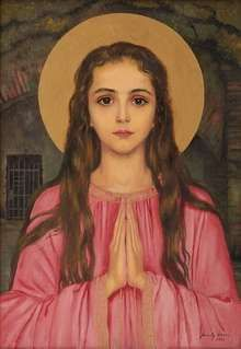 St. Philomena... Pray for purity, especially for children, and those who have no one to teach them