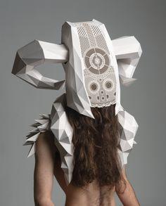 ÖLEG Studio – Viking Mask