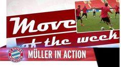 """Niemiec zabawnie naśladuje piłkarza Realu Madryt • Thomas Mueller udaje Cristiano Ronaldo podczas """"dziadka"""" • Zobacz śmieszny film >> #muller #bayern #bayernmunich #football #soccer #sports #pilkanozna"""