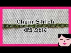 Buttonhole Wheel Stitch or Buttonhole Wheels 버튼홀 휠 스티치 또는 서클 버튼홀 스티치 - YouTube