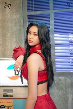 Kpop Girl Groups, Korean Girl Groups, Kpop Girls, Kpop Boy, Japonese Girl, Photos Hd, Pre Debut, Fandom, Yuehua Entertainment