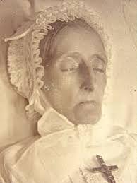 Afbeeldingsresultaat voor victorian post mortem