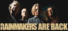 The Rainmakers - 25 on