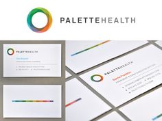 Here's a new brand that will brighten up your day. We just finished a new logo and look for hospital tech company, Palette Health. The logo was based on the spectrum of software solutions they provide, the first being CYAN. Design Ranch designed a simple, yet scientific business card, based on a litmus test, reflecting …