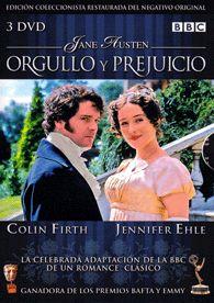Orgullo y prejuicio (1995) Gran Bretaña - DVD SERIES 86