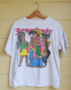 Atlanta Freaknic Vintage 1994 Freaknic Tshirt Atlanta Freaknic by founditinatlanta, $80.00