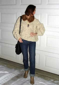 #over40 High Latitude Style | casual outfit | http://www.highlatitudestyle.com