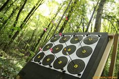 If you love hiking in the woods and shooting your bow, check out this how-to for field archery!