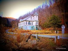 Ghosts of a formerly thriving coalfield haunt the Winding Gulf region of southern West Virginia. New Salem Baptist Church and a handful of isolated coal camps are all that remain to signify that thousands of miners and their families lived here in the early 20th century.