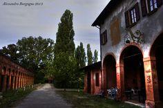 Soverzano - Castello San Martino - Italia / Pupi Avati - La casa dalle finestre che ridono - 1976 (L'Osteria) / by Alessandro Borgogno