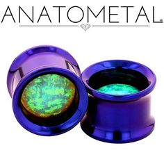 - Floating Stone Eyelets - ANATOMETAL - Professional Grade Body Piercing Jewelry