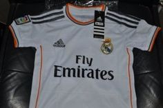 2013 2014 real madrid home football soccer kids jersey   short RONALDO 7 (L  (8-9 years)) 0a69523f37291