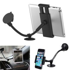 I, Universal 360°2in1 Car Windshield Mount Holder For iPad Tablet PC: Bid: 22,86€ Buynow Price 22,86€ Remaining 05 dias 10 hrs Universal…