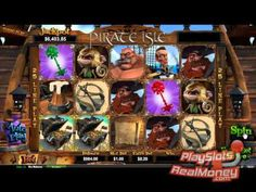 Pirate Isle RTG Video Slots Games   Free Spins Bonuses - YouTube Pirate Island, Pirate Games, Play, Free Games, Spinning, Pirates, World, Youtube, Hand Spinning