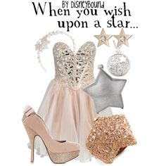 """""""When you wish upon a star"""" by lalakay on Polyvore"""