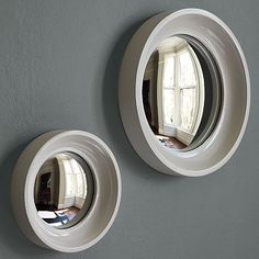 porthole mirror for pirate room. Have one of these, just maybe need to paint the frame