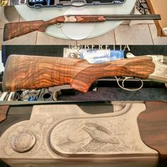 Beretta 690 111 deluxe Beretta Shotgun, Gun Rooms, Shooting Sports, Hunting Guns, Pew Pew, Shotguns, Weapons Guns, Clays, Really Cool Stuff