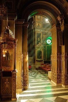 Athens - Churches - Irini   by Schumata, via Flickr
