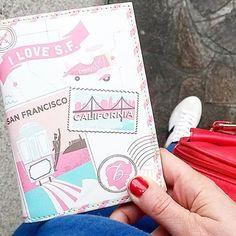 Passport to SF!  Wish you were here :)