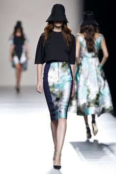 Juanjo Oliva - Madrid Fashion Week P/V 2014 #mbfwm