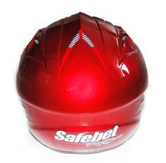 Kask Safebet HM210 5851 burgun motorowex.pl