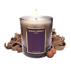 Sandalum Sandalwood featured on StyleNest.co.uk -  Christmas Candles 2015 @stylenest