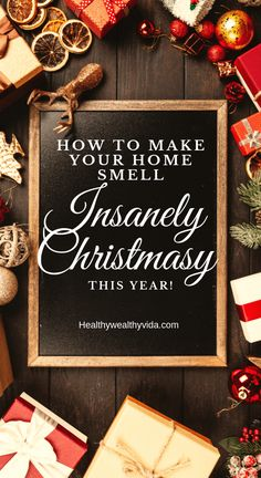 How to make your home smell insanely christmasy this year! If your wondering how to make your home smell like Christmas this post will show you easy ways to make key rooms smell like Christmas Christmas Scents, Christmas Crafts, Christmas Holidays, Christmas Ideas, Merry Christmas, Christmas Decorations, Xmas, Simmering Potpourri, Potpourri Recipes