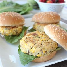 ... about vegie burgers on Pinterest | Veggie burgers, Burgers and Quinoa