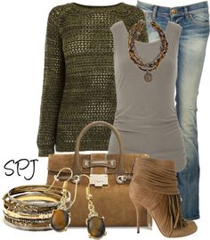 """""""Tiger's Eye"""" by s-p-j on Polyvore"""