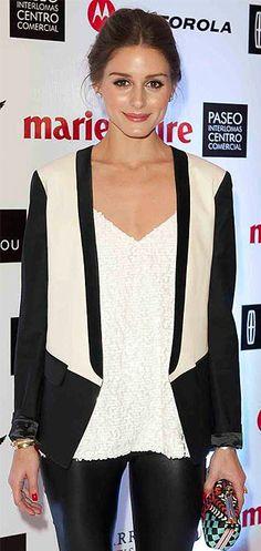 Olivia Palermo at Premios de Belleza Marie Claire México | THE OLIVIA PALERMO LOOKBOOK