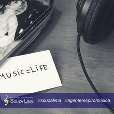 Quem concorda? #música #músico #agenterespiramúsica #souzalima