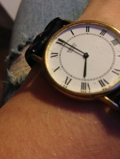 Seiko watch, Swiss made