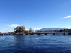 Geneva Lake in Fall