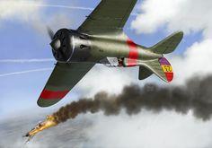 On July 13, 1937, Frank G. Tinker's Polikarpov I-16 shot down the first Messerschmitt Bf 109 ever. Alonso, Aviation Art, Military Art, Painting & Drawing, Fighter Jets, Aircraft, Digital Art, Sky, Models