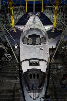 Space Shuttle Endeavour by Scriptunas Images