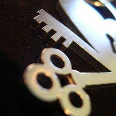 Key Ring Close-up