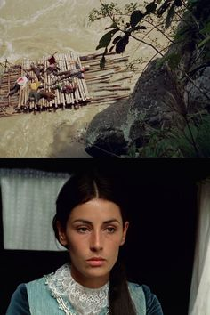 Helena Rojo in Aguirre / Aguirre : The Wrath of God / Werner Herzog / 1972