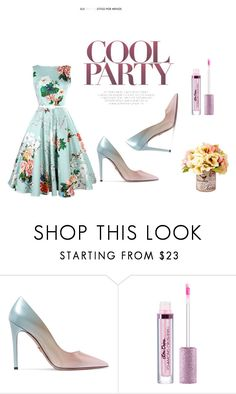 """""""Cool party looks"""" by lee77 ❤ liked on Polyvore featuring Prada and vintage"""