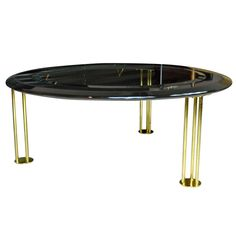 Milo Baughman for DIA Lacquered Coffee / Cocktail Table | From a unique collection of antique and modern coffee and cocktail tables at http://www.1stdibs.com/furniture/tables/coffee-tables-cocktail-tables/